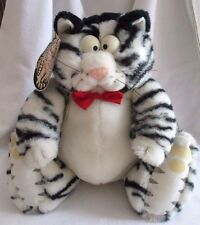 Kliban Plush Fat Cat With Tags From Star Shine 1989 Rare Style 0410
