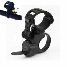 360 ° Cycling Bicycle Mount Holder for LED Flashlight Torch Clamp Safety Popular