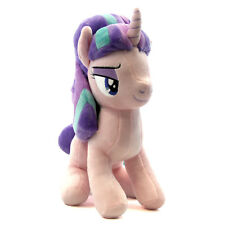 "My Little Pony 12"" Plush - STARLIGHT GLIMMER New FiM Real Cutie Mark (Plushie)"