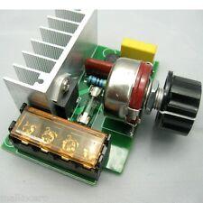 modulo regolazione velocità motori regolatore speed control 220V AC 4000W 18A