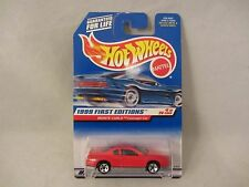 HOT WHEELS 1999 First Editions  Monte Carlo Concept Car  1:64 scale  NOC (1016)
