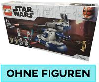 Lego Star Wars 75283 - Armored Assault Tank (AAT) OHNE FIGUREN & WAFFEN