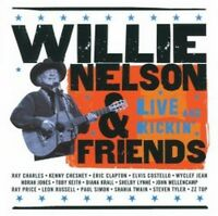 Willie Nelson - Willie Nelson And Friends (NEW CD)