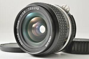 Near MINT/ Nikon ai-s 24mm F2.8 Lens from Japan #1153