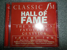 CLASSIC FM - HALL OF FAME VOLUME 2 - CD - ALBUM