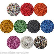 More details for coloured aquarium fish tank gravel stones substrate - 1/2/5/10/20kg - uk brand
