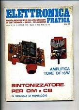 Practical electronics-year II n.4 April 1973-monthly Periodic