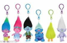 Plush Keyring Trolls Original Dreamworks Film 2016 Poppy Branch Grandino