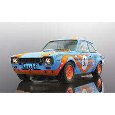 SCALEXTRIC Slot Car C4013 Ford Escort Mk1 - Gulf Edition