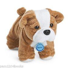 American Girl Meatloaf Bulldog Puppy Nib Retired Lea Maryellen Grace Julie Saige