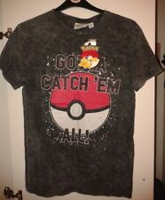 Primark pokemon t-shirt Pokeball Gotta catch 'em all! size S - New with tags