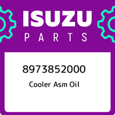 8973852000 Isuzu Cooler asm oil 8973852000, New Genuine OEM Part