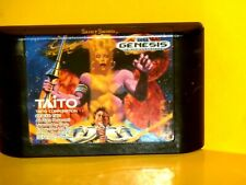SEGA Genesis SAINT SWORD  Game Cartridge Only Taito 1991 EXCELLENT WORKING CON