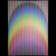 Blotter art Double Rainbow Rafti