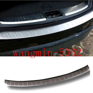1PCS Stainless Rear Bumper Protector Cover Trim FOR Infiniti FX35 FX37 FX50 QX70