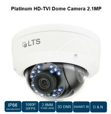 HD-TVI PROFESSIONAL SURVEILLANCE SECURITY DOME CAMERA 1080P 2.1MP 2.8MM CCTV