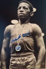 Orlando  Martinez  Cuba  Olympiasieger  im  Boxen  1972  in München
