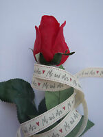 Ribbon east of india all lengths wedding crafts gift wrap mr and mrs favours