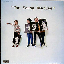 """BEATLES """"The Young Beatles"""" rare 1970 Japan ONLY Polydor Lp NM LENNON McCARTNEY"""