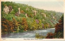 PC62171 River Wye. Seven Sisters Rocks. No 20934