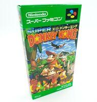 Super Donkey Kong - Nintendo Super Famicom - En boite - NTSC-J JAP