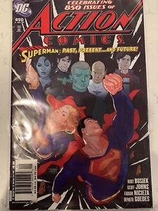 Action Comics #850 VF 2007