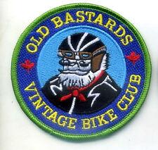 CAFÉ RACER ROCKERS 59 TON-UP-BOY PATCH COLLECTION OLD BASTARDS VINTAGE BIKE CLUB