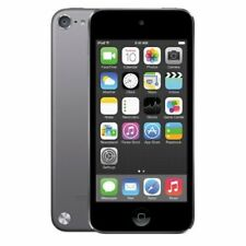 Apple iPod Touch 5th Generation Silver / Black i Pod MP3 16GB Gen 5 ( 16 GB )