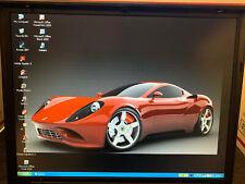 "15"" T43 Hi Res SXGA 1400 x 1050 IPS FLEXVIEW LCD  IBM Thinkpad WIN XP  2.13GHz"