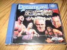 ECW Anarchy Rules Neuf pour Sega DREAMCAST
