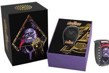 Disney Marvel Infinity War Magicband 2 Magic Band Avengers Thanos LE 3000