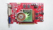 XpertVision Nvidia GeForce 6600GT 256MB DVI VGA TV-Out GPU tarjeta gráfica PCI-E
