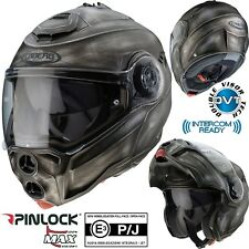 CABERG plegable casco Droid Iron Matt antracita casco parasol Pinlock talla L 59/60