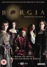 Borgia  Complete Season One [DVD]