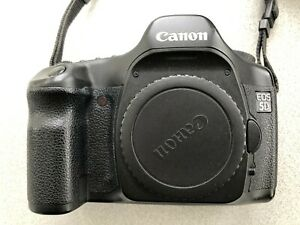 Canon EOS 5D Mark 1 - 12.8MP Digital SLR Camera
