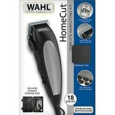 Wahl Home Cut Complete Haircutting Clipper Set 18 Pieces & Storage Case