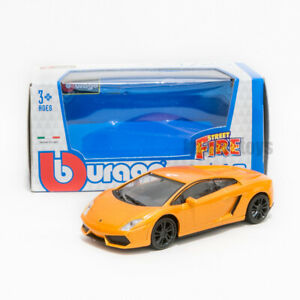 Bburago 1/43 toy diecast cars Porsche Bentley Fiat Lamborghini CHOOSE YOUR CAR
