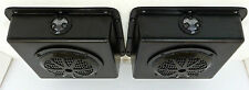 Golf Cart Speaker, UTV, Polaris, Boat, Tractor, Marine Thin Speaker Box Pod