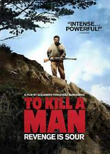 To Kill a Man (DVD, 2014) FILM MOVEMENT