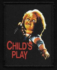 Chucky CHILD'S PLAY Cult Classic Horror Film Monster Movie Collectors Patch
