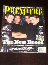 PREMIERE magazine 1998, Matthew McConaughey, Skeet Ulrich, Chow Yun-Fat, RARE