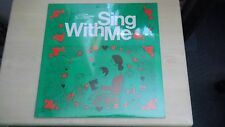 SEALED Evangel Press The Foundation Series SING WITH ME LP 1977