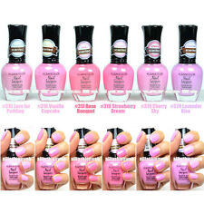 KLEANCOLOR SCENTED 6 NAIL POLISH PINK SWEET FRAGRANCE LACQUER - NEXT PINKS KNP18