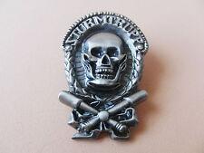 Pin STURMTRUPP Totenkopf Skull - 036