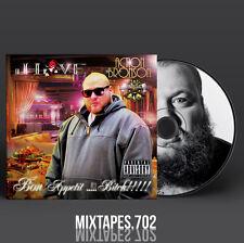 Action Bronson - Bon Appetit Mixtape (Full Artwork CD Art/Front/Back Cover)