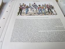 Deutsches Militär Archiv 1 Das Militär 1065 Hannoversche Armee 1820