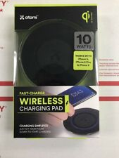Atomi QI-certified Fast-Charge Wireless Charging 10W Samsung IPhone 8, 8 Plus, X