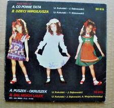 """""""NATALIA""""- 2 × Vinyl, 7"""", Polskie Nagrania Muza SS 815 i SS 816."""