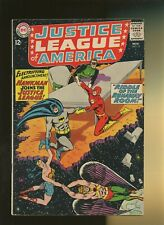 Justice League of America 31 VG/FN 5.0 * 1 Book Lot * Riddle of the Runaway Room
