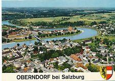 AK aus Oberndorf bei Salzburg, Alpine Luftbild  , (C29)